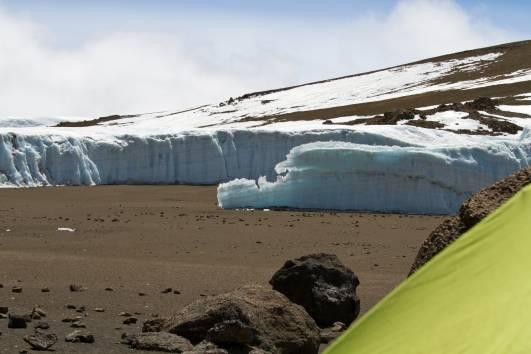 Futwängler Gletscher am 23.07.2014