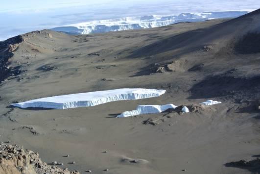 Futwängler Gletscher am 04.09.2015