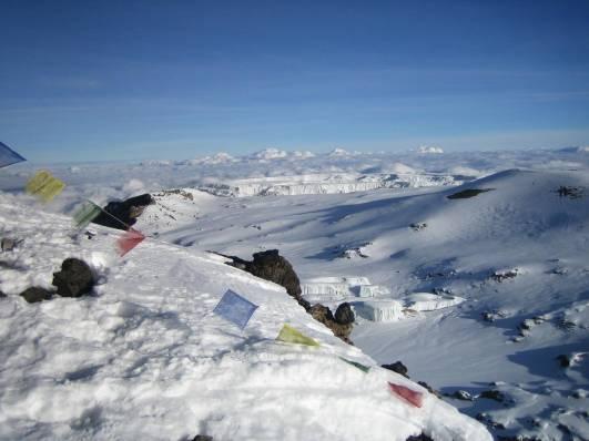 Futwängler Gletscher am 30.01.2007