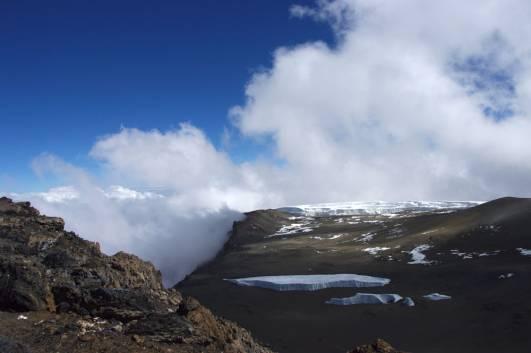 Futwängler Gletscher am 24.08.2014