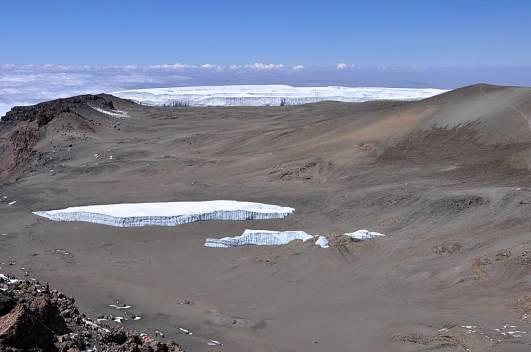 Futwängler Gletscher am 26.01.2015