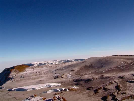 Futwängler Gletscher am 06.09.2014