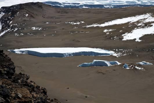 Futwängler Gletscher am 30.07.2015