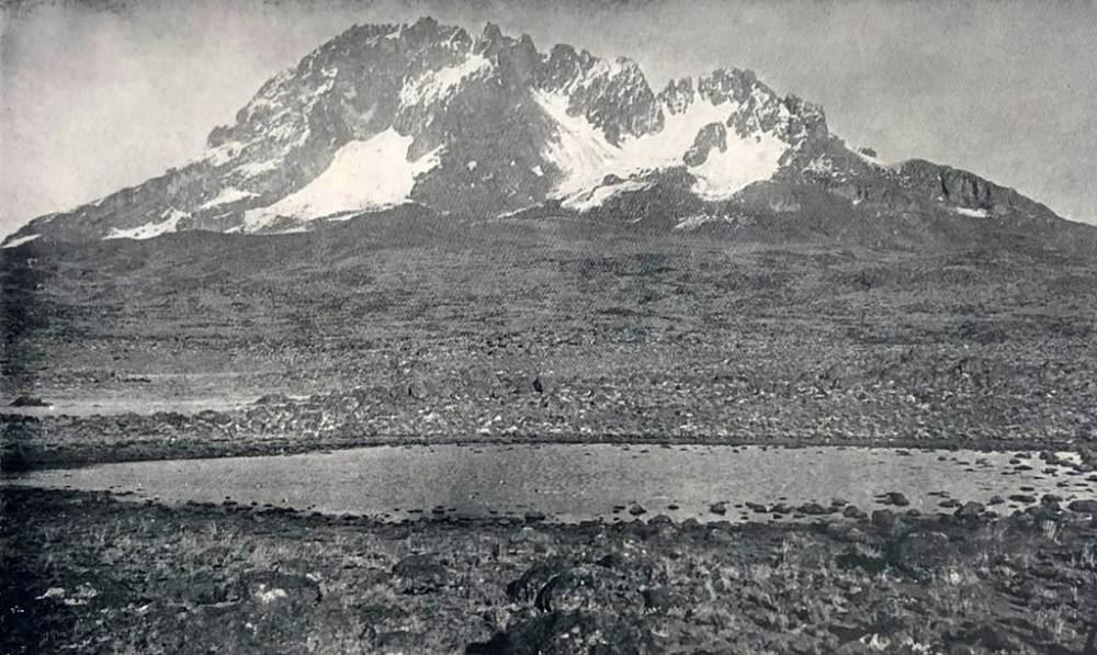 1926 - Peak Of Mawenzi