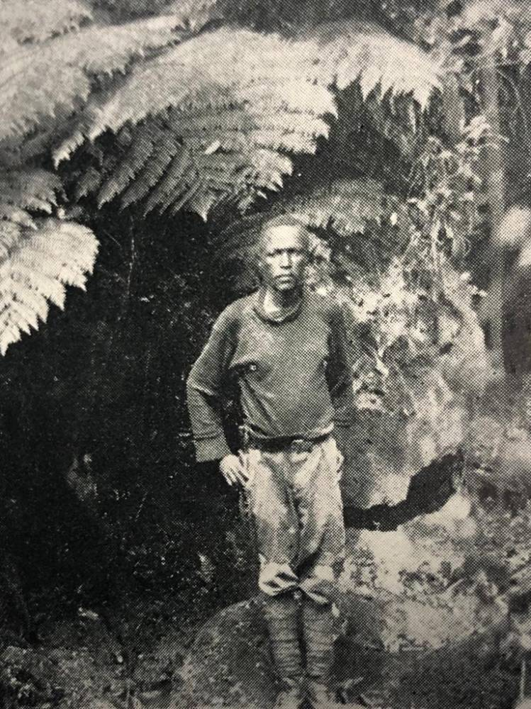 1926 - Johnathan, Kibo Guide