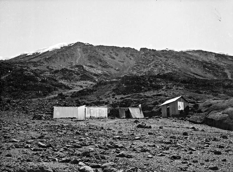 1965 - Kibo Hut