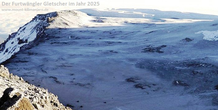 Der Furtwängler Gletscher 2020