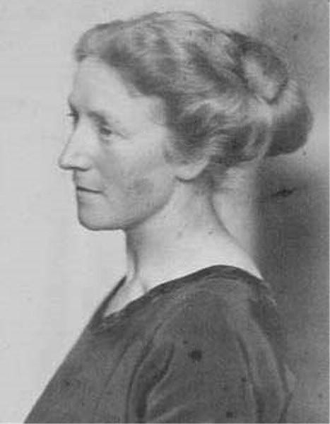 Clary von Ruckteschell<br>1882 -1969