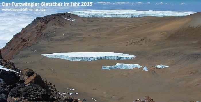 Furtwängler Gletscher<br><b>2015</b>