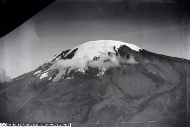 1930 - Der Kilimandscharo.