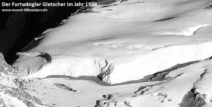 Der Furtwängler Gletscher 1937