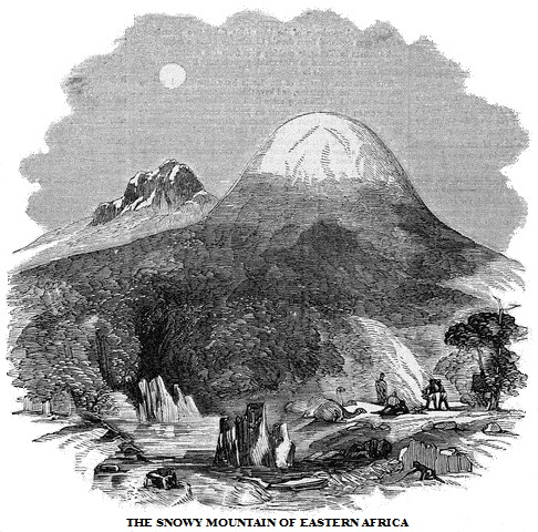 Datei:1854 The Snowy Mountain Of Eastern Africa.jpg