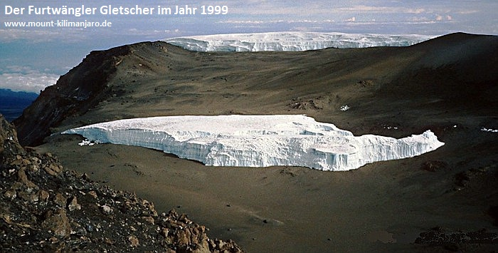 Furtwängler Gletscher<br><b>1999</b>