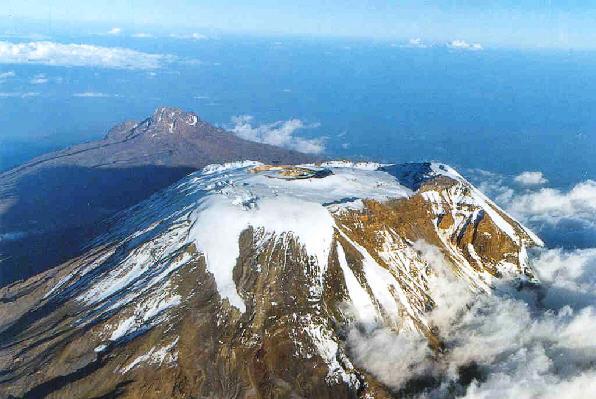 1984 - Mount Kilimanjaro
