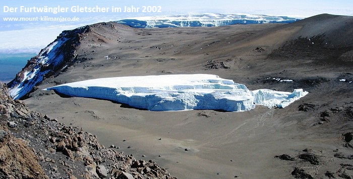 Furtwängler Gletscher<br><b>2002</b>