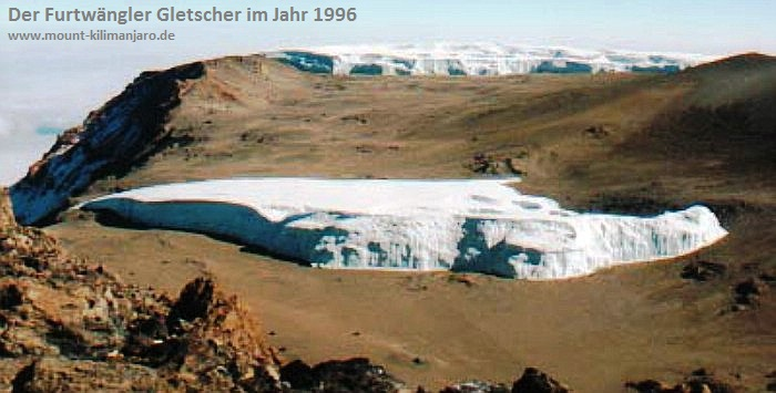 Furtwängler Gletscher<br><b>1996</b>