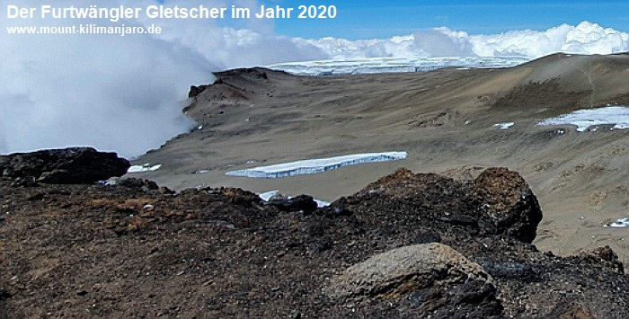 Furtwängler Gletscher<br><b>2020</b>