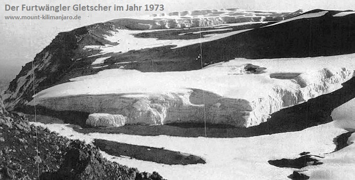 Der Furtwängler Gletscher 1973