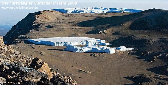 Furtwängler Gletscher<br><b>2008</b>