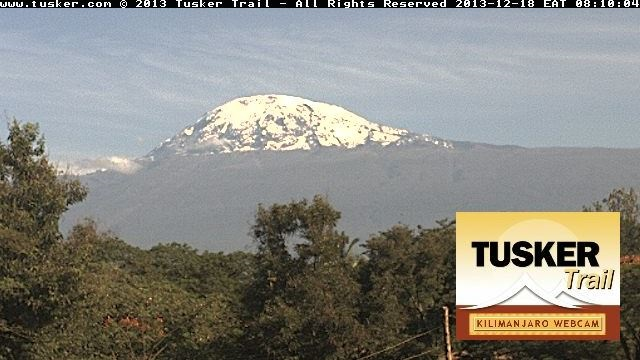 Tusker-Webcam: 18.12.2013