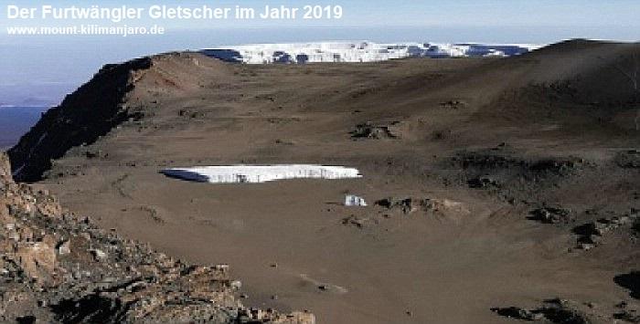 Furtwängler Gletscher<br><b>2019</b>