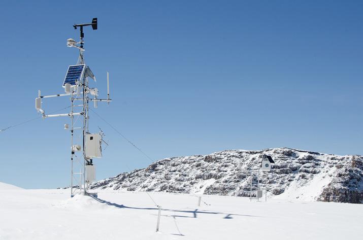 2002 - Die automatische Wetterstation