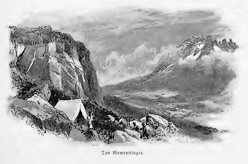 1888 - Der Mawenzi.