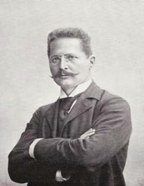 1858-1929 Dr. Hans Meyer