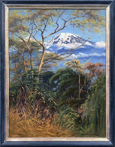 1953 - Der Kilimandscharo.