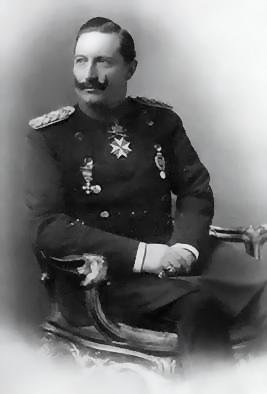 1859-1941 Kaiser Wilhelm II