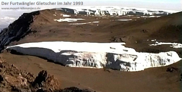 Furtwängler Gletscher<br><b>1993</b>