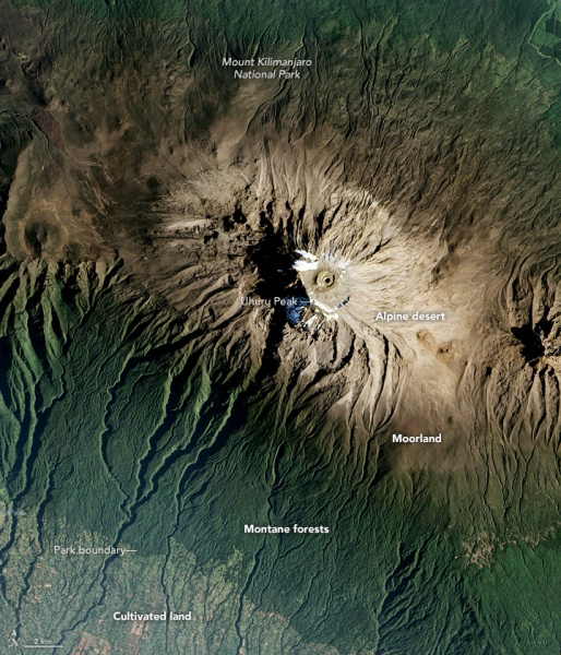 Datei:2016 01 20 Kilimanjaro by the NASA Advanced Land Imager sl.jpg