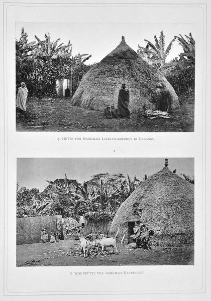 1888 - Zum Schneedom des Kilimandscharo - Dr. Hans Meyer, 02